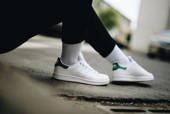 WOMEN'S SHOES  SNEAKERS ADIDAS ORIGINALS STAN SMITH M20605