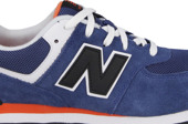 WOMEN'S SHOES  SNEAKERS NEW BALANCE KL574MTG