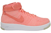 Women's Shoes sneakers Nike Air Force 1 Flyknit 818018 802