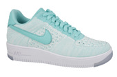 Women's Shoes sneakers Nike Air Force 1 Flyknit Low 820256 300