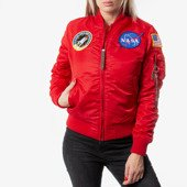 Women's jacket Alpha Industries Ma 1 Vf Nasa 168007 328