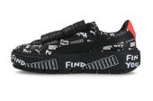 Women's shoes sneakers Puma Platform Trace Strap x SHANTELL MARTIN 366533 02
