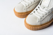 Women's shoes sneakers Puma Suede Creepers x Rihanna 361005 06