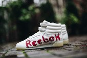 Women's shoes sneakers Reebok Freestyle Hi Tao Classic x The Animals Observatory DV5366